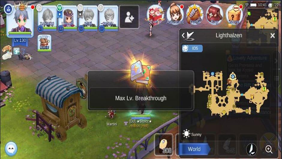 Peak Breakthrough Quest Reward.