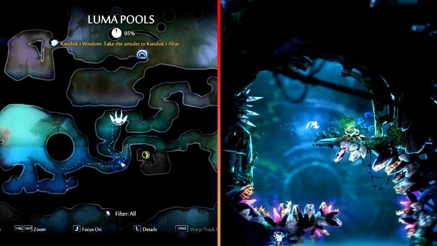 Life Cell Location 19 In Luma Pools