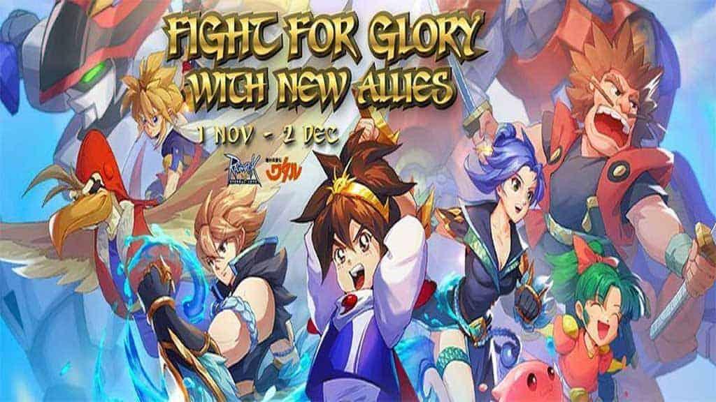 Ragnarok Mobile November 2020 Events Mashin Hero Wataru Crossover Featured Image