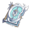 Lost Prayer to the Sacred Winds catalyst weapon icon.