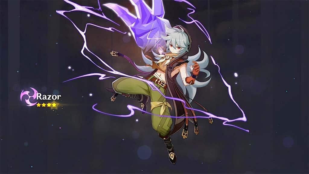 Razor Genshin Impact Featured Image